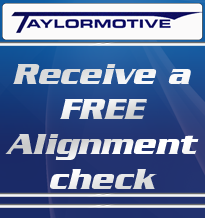 Receive a Free Alignment Check
