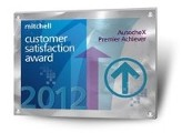 Customer Satisfaction Award 2012