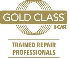 I-Car Gold Class Trained Repair Professionals