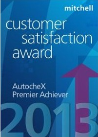 2013 Customer Satisfaction Award