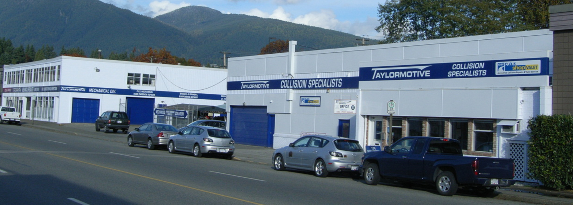 Collision repair shop vehicle suspension north vancouver taylormotive is the first and only i car gold class certified professionaly trained i car platinum collision repair shop in north vancouver 1betcityfo Gallery